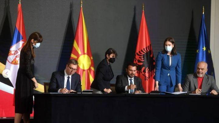 """""""Otvoreni Balkan"""" novo ime za """"Mini Šengen"""", potpisana tri sporazuma"""