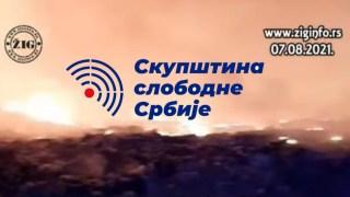 Skupština slobodne Srbije: Zagađenje skoro DESETOSTRUKO iznad maksimalne granice! Okupimo se na NOVI USTANAK nepristajanja na opšte zagađenje svih aspekata života
