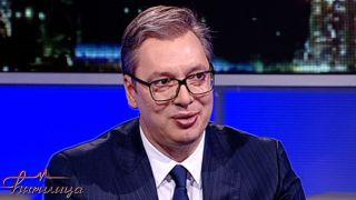 Vučić: Ostavićemo neko vreme Prištini da promeni svoje loše odluke