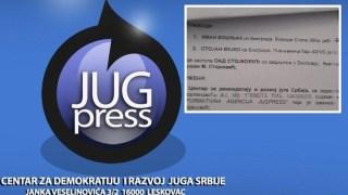 """Nova tužba za DUŠEVNU BOL direktora """"Milenijum tima"""" protiv JUGpresa"""