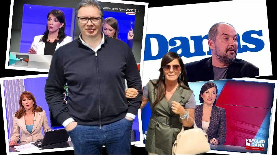 """""""Misterija"""" uređivačke politike tzv. nezavisnih medija – da se """"Vlasi ne dosete"""""""