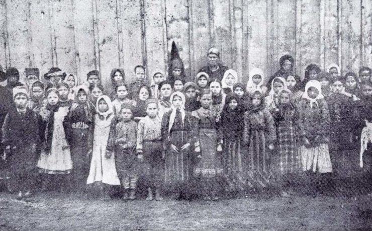Mali mučenici iz leskovačkih fabrika (1914)