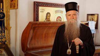 Joanikije: Crkva mora da se brani ako se politika meša u njene poslove