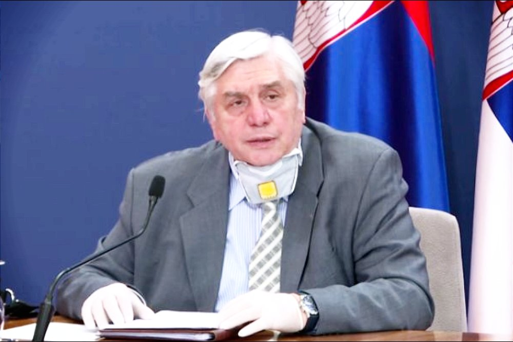Tiodorović: Kovid propusnice su samo najava oštrijih mera, nećemo stati