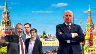Đorđević za Regnum: Da li bi Rusija pristala da joj neko, poput Vučića, bude predsednik