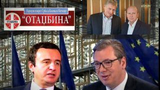 """""""Otadžbina"""": Kurti je pobedio i ponizio Vučića, raduje Đorđevićeva poseta Rusiji"""