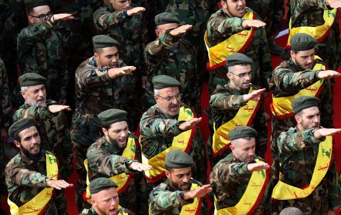 Hezbollah se enfrenta a Israel