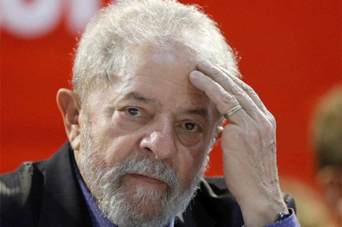 Lula, preso y sin la posibilidad de volver a la presidencia de Brasil