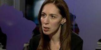 María Eugenia Vidal se diferenció del Jefe de Gabinete