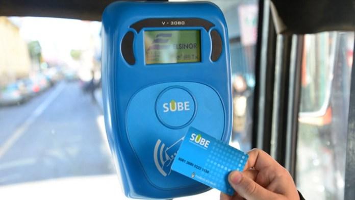 La tarjeta SUBE tendrá modificaciones en el saldo