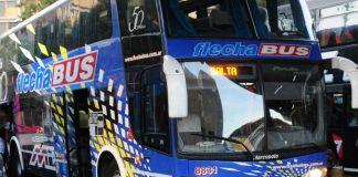 Flecha Bus, afectado por la crisis económica