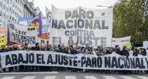 La Cámara Argentina de Comercio y Servicios, rechaza el paro de la CGT