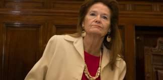 Elena Highton de Nolasco excedió la edad permitida para ejercer su cargo en la CSJN