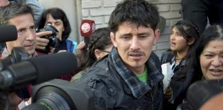 """Daniel Oyarzún fue declarado """"no culpable"""" en un histórico juicio por jurados"""