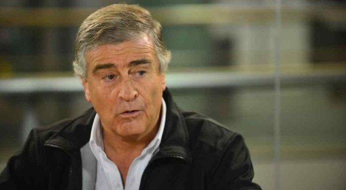 Durante la condonación de la deuda al Correo Argentino, Aguad era Ministro de comunicaciones