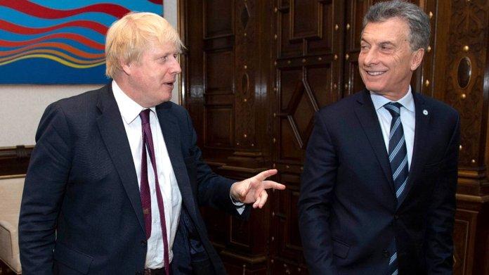 Mauricio Macri y el nuevo Primer Ministro del Reino Unido retomarán el diálogo por las Islas Malvinas