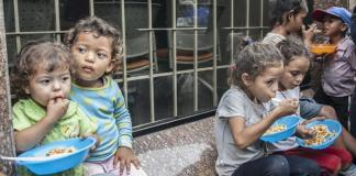 El hambre no da tregua en Venezuela
