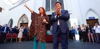 Definen la situación judicial de CFK