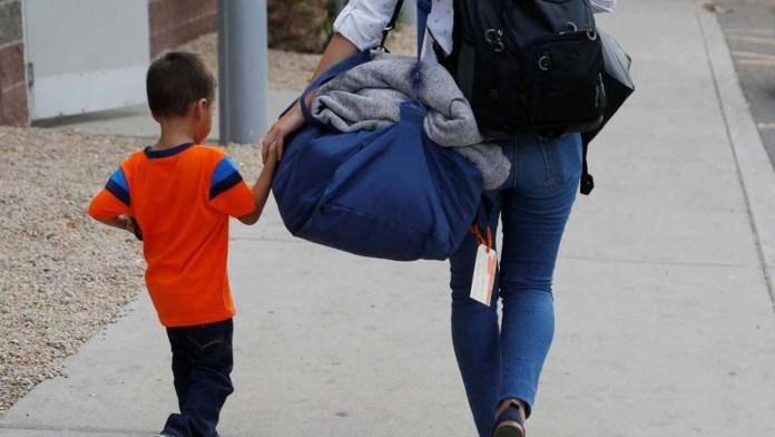 Flexibilizan la cuarentena para niños con padres separados