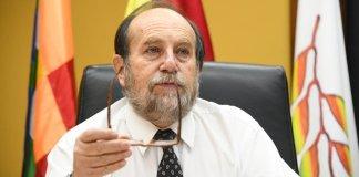 Marcelo Navajas fue detenido por compras con sobreprecios