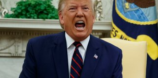 Donald Trump, enfrentado a su médico, Sean Conley