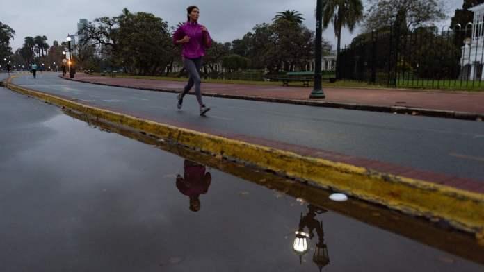 La actividad de los runners sufrirá cambios