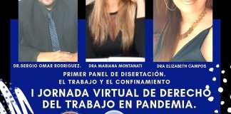 Jornada Virtual en la República Argentina