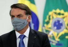 Jair Bolsonaro ya se había realizado un hisopado que dio negativo