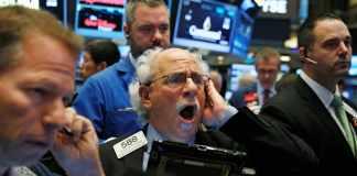 Mejoría en Wall Street