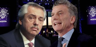 El Presidente criticó a Macri