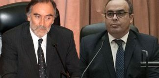 María Biotti ordenó no remover a Bruglia y Bertuzzi