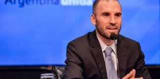 Martín Guzmán brindó una conferencia de prensa