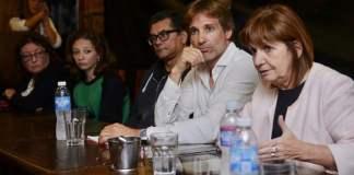 Referentes de Juntos por el Cambio hablaron vía Zoom con vecinos del Conurbano