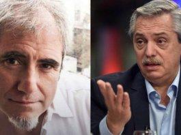 Osvaldo Bazán criticó a Alberto Fernández