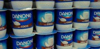 Danone está en crisis por la cuarentena