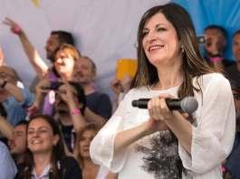 Fernanda Vallejos fue denunciada por José Magioncalda