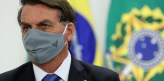 Jair Bolsonaro atacó a Alberto Fernández