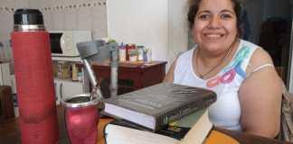 A Noelia Romero Pared le impiden estudiar en Entre Ríos