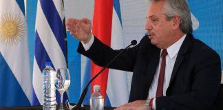 Alberto Fernández y un nuevo embajador en China