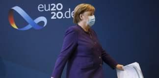 Angela Merkel le habló a Alberto Fernández