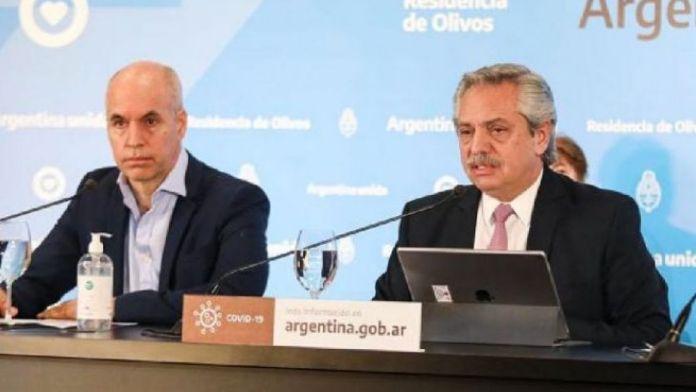 Alberto Fernández y un reclamo viejo