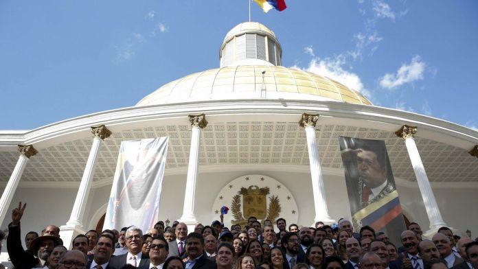 Altísimas sospechas de fraude en Venezuela