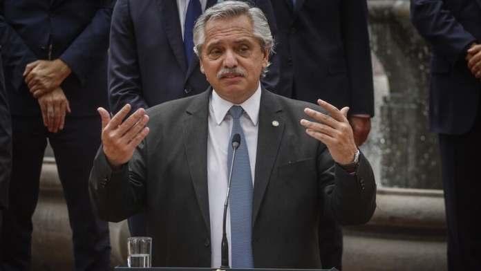 Alberto Fernández extiende el DISPO