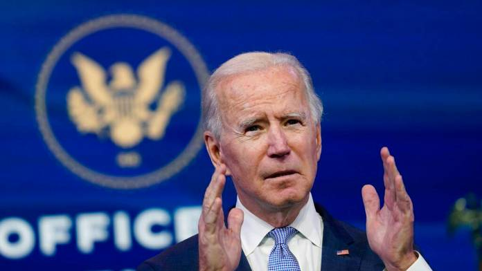 Joe Biden fue ratificado como mandatario electo