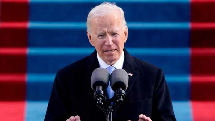 Joe Biden reclama por Navalny