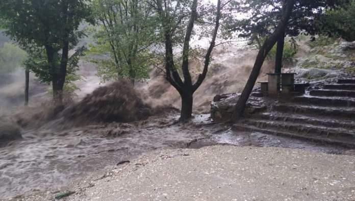 Temor por inundaciones cordobesas