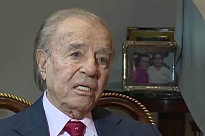 Falleció Carlos Saúl Menem