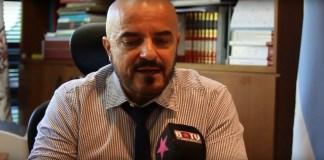 El Juez Roberto Gallardo intervino en las clases