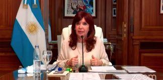 Enfureció CFK