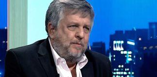 Carlos Stornelli contra Alberto Fernández